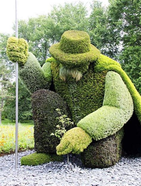 find a place for your topiary www coolgarden me