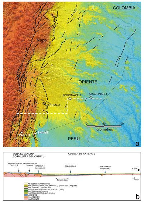 calle este oeste edition books la cuenca oriente geolog 237 a y petr 243 leo cuantificaci 243 n de