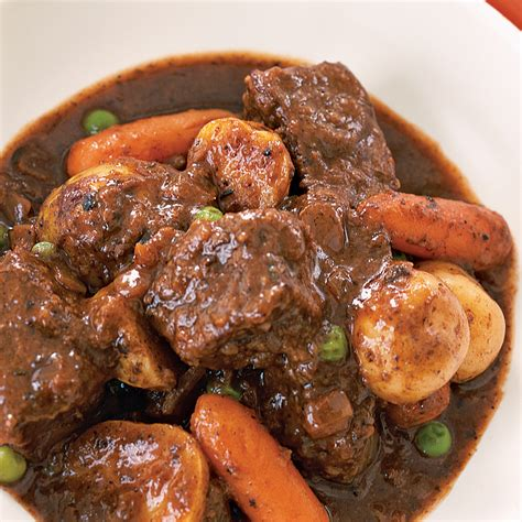 beef stew slow cooker recipe classic beef stew recipe myrecipes