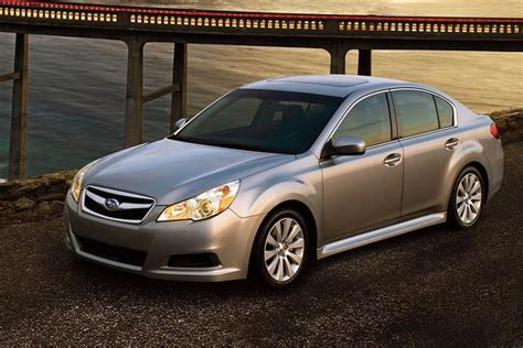 legacy subaru 2010 2010 subaru legacy used car review autotrader