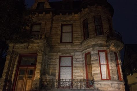 cleveland haunted houses the story behind franklin castle in cleveland is terrifying
