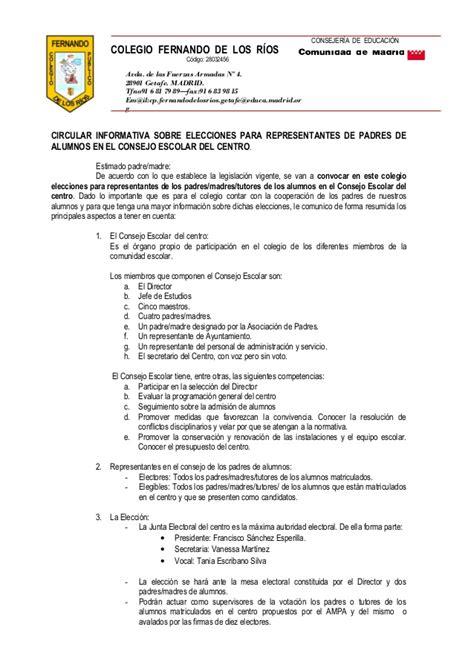 consulta aqu 237 las listas de libros colegio obra elecciones a consejo escolar 2014 15