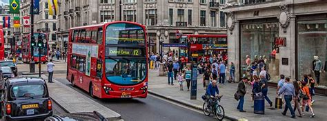 Housing Plans by Oxford Street Bus Services To Fall By 40 The Planner