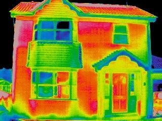 thermal image of energy loss « rochester apartments for
