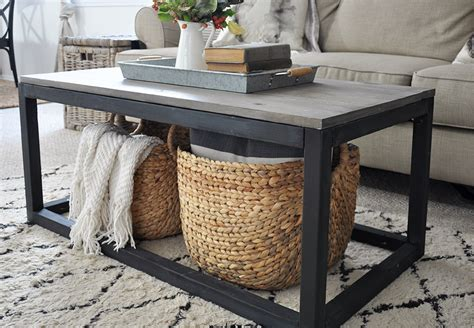 farmhouse coffee table industrial farmhouse coffee table free plans cherished bliss