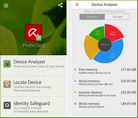 avira mobile security 12 best antivirus for iphone 2018 to secure ios
