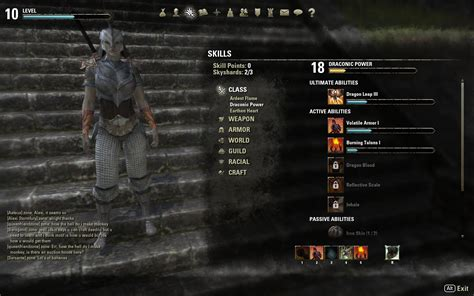 eso build planner skill calc for elder scrolls online tips for new elder scrolls online players hungry and fit