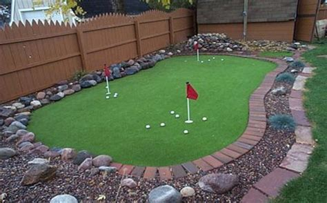 Diy Backyard Putting Green by Backyard Putting Green Landscaping