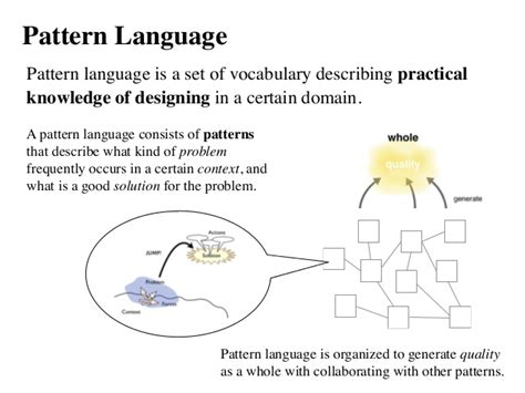 a pattern language towns buildings construction download quot creating pattern languages for human actions quot puarl2016