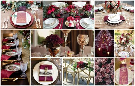 Wedding It by Luxury Wedding In Color Of Marsala