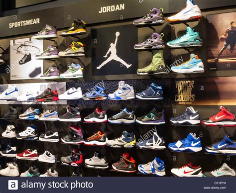 athletic shoe stores nyc athletic footwear wall modell s sporting goods store
