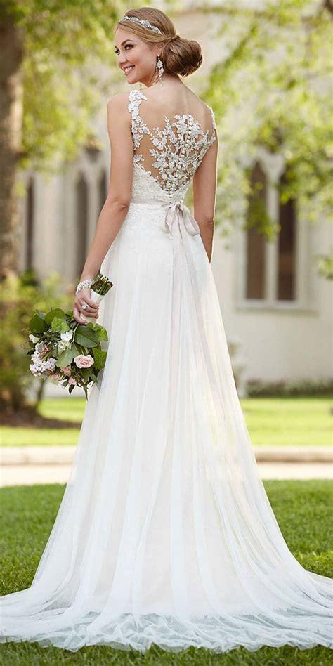 hochzeitskleid mit tattoo spitze 27 stunning trend tattoo effect wedding dresses