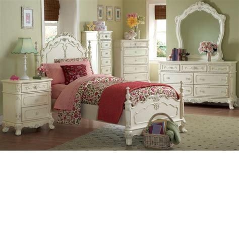cinderella collection bedroom set dreamfurniture com 1386t cinderella bedroom set