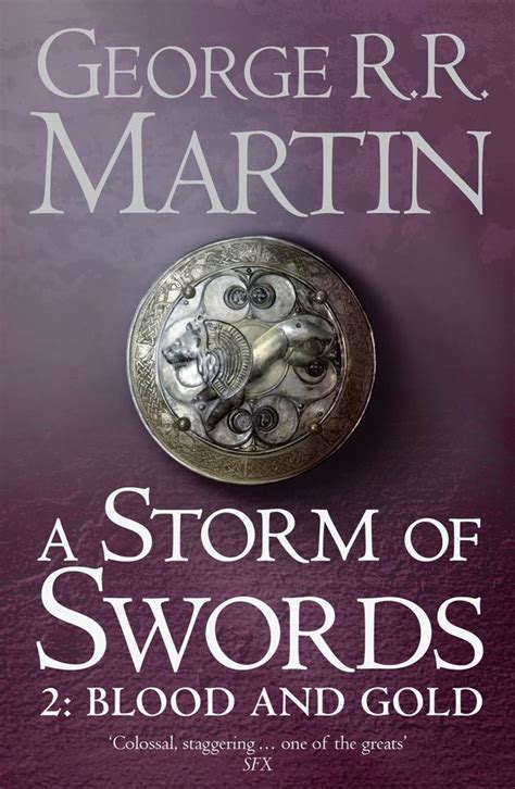 of and blood sword and serpent book iii books a of swords 2 by george r r martin brand new
