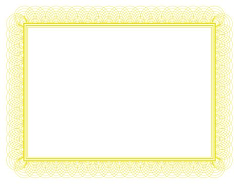8 Best Images Of Gold Certificate Templates Gold Certificate Border Templates Blue Borders Templates