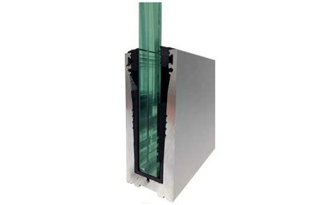 barandillas de pvc barandilla de cristal orizzonte aluminio felix