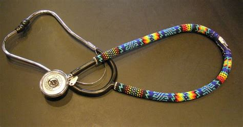 beaded stethoscope covers beaded stethoscope beaded stethoscope