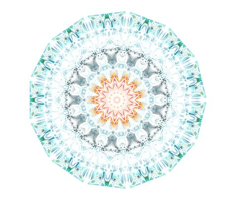 wandle klein winter mandala by sulfura on deviantart