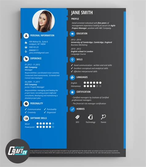 Creative Design Resume Templates by Creative Cv Exle Original Cv Design Resume Template