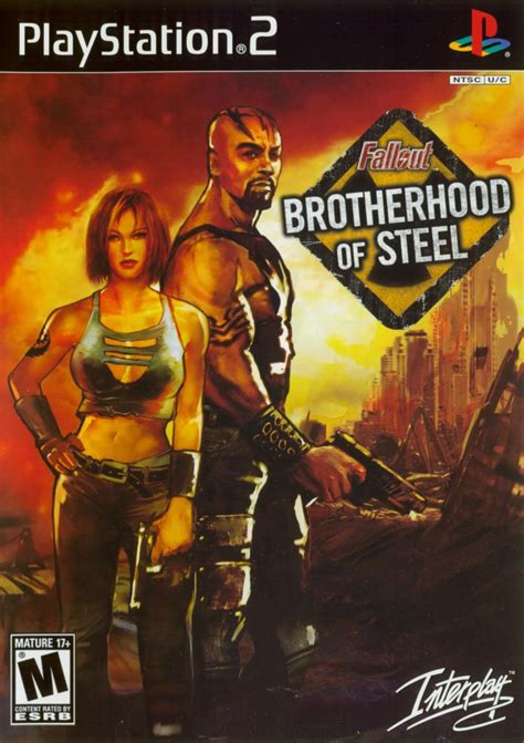 fallout brotherhood of steel ps2 fallout brotherhood of steel sony playstation 2 game