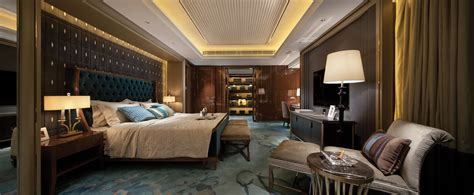 home interiors bedroom opulent blue and brown bedroom panorama interior design