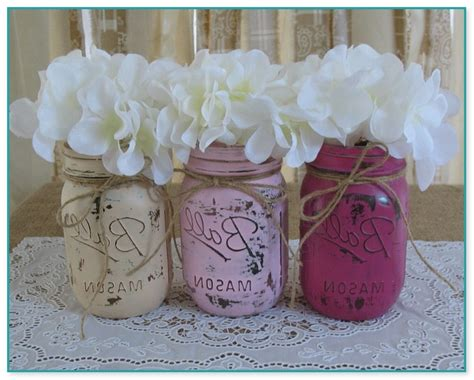 Jar Decorations For Bridal Shower by Jar Decorations For Bridal Shower