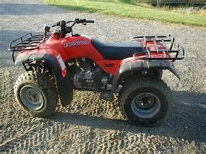 Honda 300 Four Wheeler Progressive Auctions Inc Maple Lake Mn