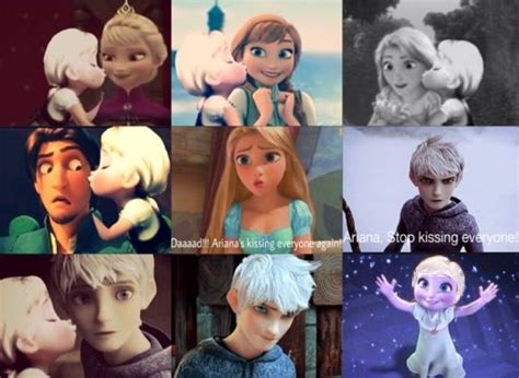 film frozen elsa dan jack jelsa family jelsa story jelsa jack and elsa kissing