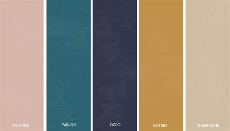 art deco color palette art deco colors google search blue parlor color for