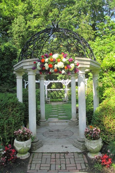 outdoor wedding venues central new jersey garden wedding venues nj shadowbrook wedding and banquet