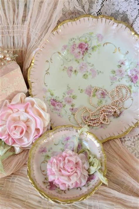 Promo Jam Dinding Kayu Vintage Shabby Flower 123 best images about my affection for antique dishes and