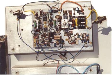 transistor hf lifier hf qrp l
