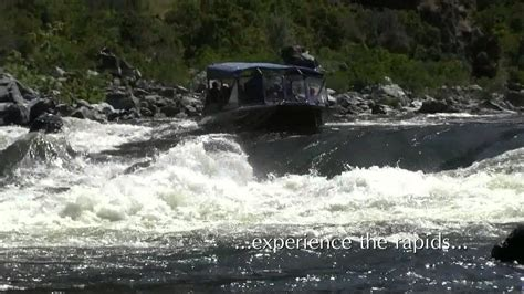 jet boat on snake river jet boat trip up the snake river in hells canyon youtube