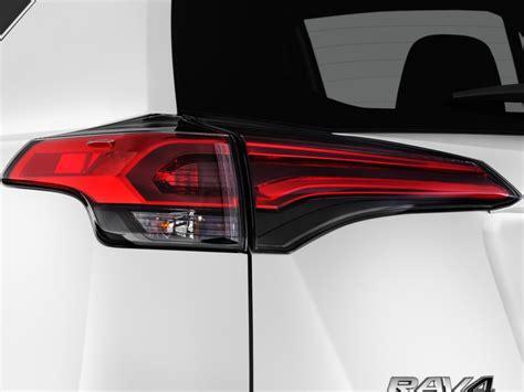 2016 toyota rav4 xle led lights image 2016 toyota rav4 fwd 4 door xle natl tail light