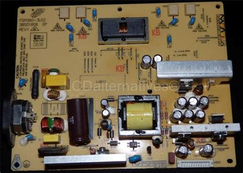 replace vizio capacitors vizio vo22lfhdtv10a lcd tv replacement capacitors board not included lcdalternatives