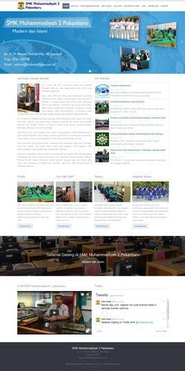 contoh desain gapura sekolah bikin web sekolah jasa pembuatan website bikin web