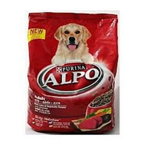 Alpo Puppy Beef Vegetables 1 3kg Makanan Anjing Puppy Bermutu alpo beef liver and vegetable flavour for dogs 3kg pet food pet supplies