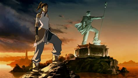 legend of korra the the monthly legend of korra review and so it begins at the buzzer