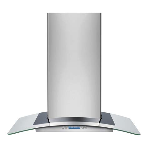 electrolux 30 in wall mount chimney range in