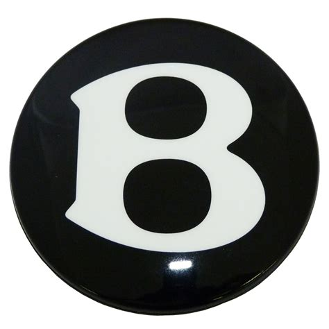bentley logo black black bentley wheel badge 3w0601170f