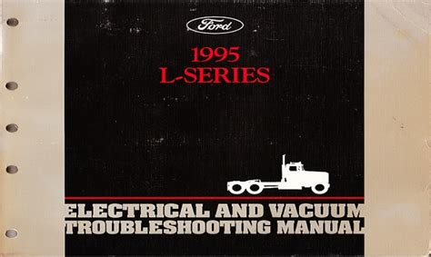 electric and cars manual 1995 ford f series navigation system 1995 ford l series evtm electrical and vacuum troubleshooting manual