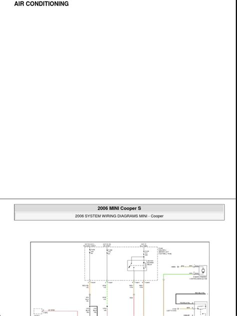 2006 mini cooper s wiring diagram wiring diagram with