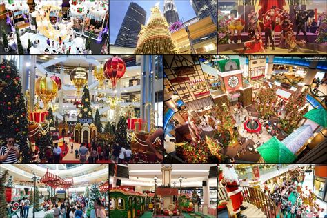 malls decorated in christmas best mall decorations psoriasisguru