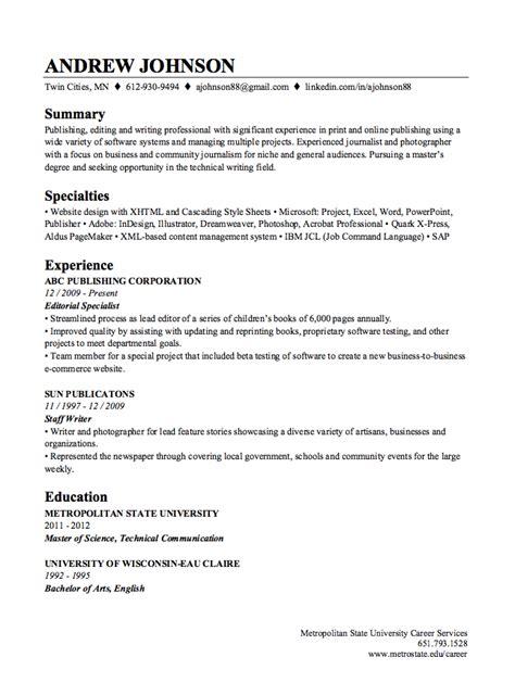 linkedin resume builder sle http resumesdesign