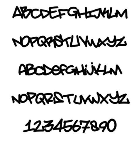 dafont for mac graffiti fonts