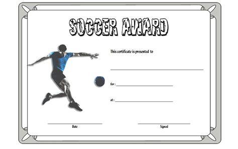 soccer certificate templates for word soccer certificate template 1 the best template collection