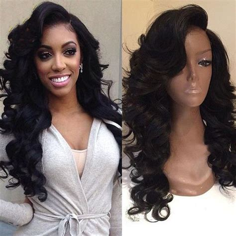 African American Body Wave Styles | african american body wave styles loose wave front lace