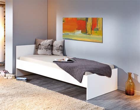 letto singolo moderno letto singolo week bianco o rovere mobile moderno ad una