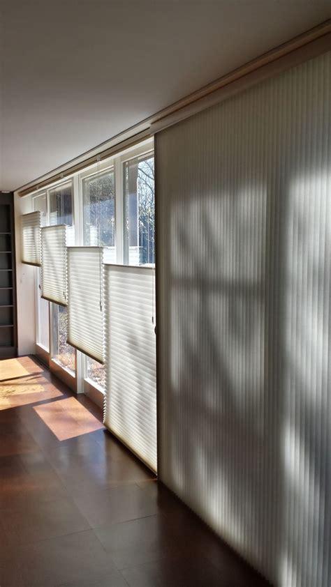 107 Best Images About Hunter Douglas Vertical Blinds On Douglas Sliding Glass Door Blinds