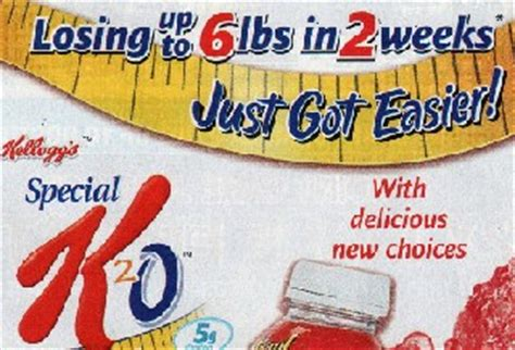 Special K2o Protein Water Lose 6 Lbs In 2 Weeks by Wise Bread Living Large On A Small Budget Read It At